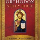 The Orthodox Study Bible (case quantity [12] - hardcover)