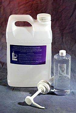 Two 2.5 Gallon Liquid Paraffin/Case
