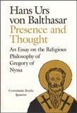Presence and Thought - Essay on the Religious Philosophy of Gregory of Nyssa