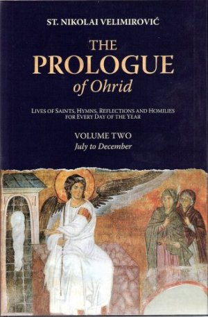 The Prologue of Ohrid - Volume 2