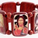 Large Panel Icon Bracelet