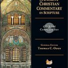 Ancient Christian Commentary on Scripture (CD-ROM [Mac]) Complete Set