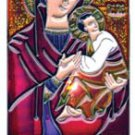 Theotokos/Christ (Awsome Protection) Icon Night Light