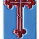 Orthodox Budded Cross Icon Night Light