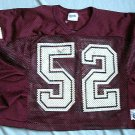 BIKE crop cropped mesh football jersey XL $1 SHIPPING