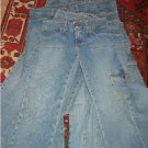 9 NEW denim cargo pants BOX LOT Resale FREE SHIPPING