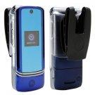 OEM Motorola Krzr K1 Holster w/ Detach Swivel Belt Clip