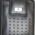 New T-mobile Leather Case Pouch for Blackberry 8700g