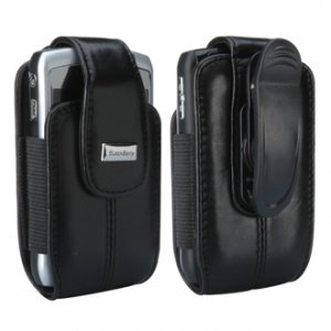 NEW OEM BlackBerry 9800 Torch Leather Pouch Case