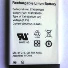 New OEM ZTE Battery for Cal-Comp A200 CAPTR, A300 MSGM8 Cricket   5740240080