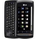 LG AS740 AXIS Phone CDMA - Black (CSTH)