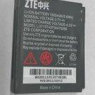 Original OEM ZTE Standard Battery for Z990 Avail AT&T Li3715T42P3h415266 1500mAh
