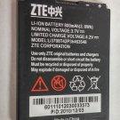OEM ZTE Standard Battery for G6 Li3708T42P3h63548 800mAh