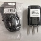 NEW OEM LG USB Charger MCS-01WR + Data Cable Optimus G Pro, E970, G2, F3, F6,