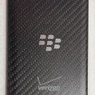 OEM Blackberry Q10 Standard Back Cover Battery Door - Verizon