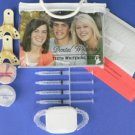 Jane Products Teeth Whitening Custom Fitted Trays System with 4 Gel Syringes