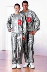 Bally Total Fitness Sauna Suit (case of 4)