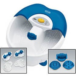 Foot Spa with Bubbles