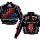 BOBBY LABONTE/SPIDERMAN 3 KIDS TWILL JACKET