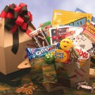 Boredom Buster gift care package for Troops