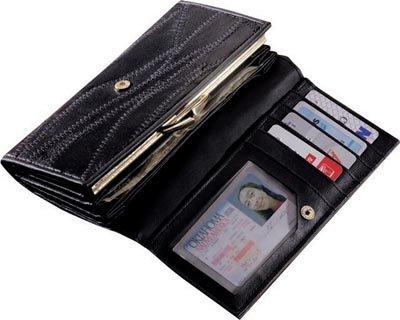 Genuine Leather Ladies Wallet