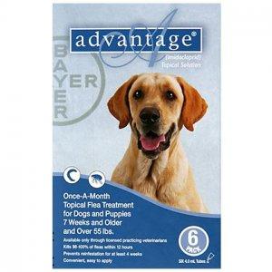 ADVANTAGE CANINE BLUE 56-100#