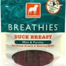DOGSWELL BREATHIES DUCK 5 OZ