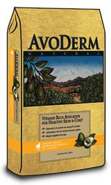 AVODERM NATURAL CHICKEN & RICE 35#