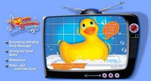 I Rub My Duckie Vibrator - BT10108