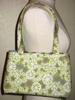 The Mabel Handbag - Lime