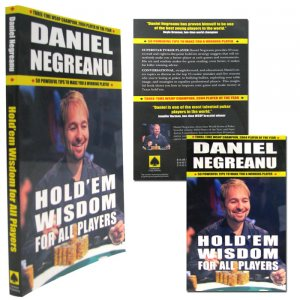 Hold'em Wisdom for all Players Book by