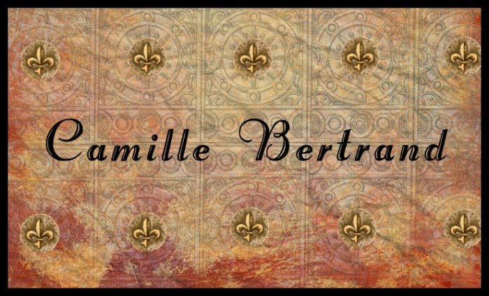 Fleur de Lis Parchment PERSONALIZED Note Cards