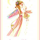 Mother & Child Fairy Fairies PERSONALIZED Note Cards