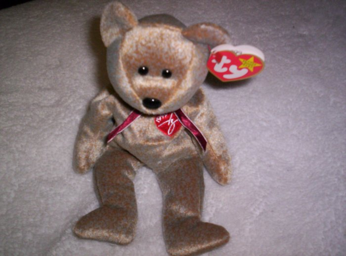 Beanie Baby: 1999 Signature Bear