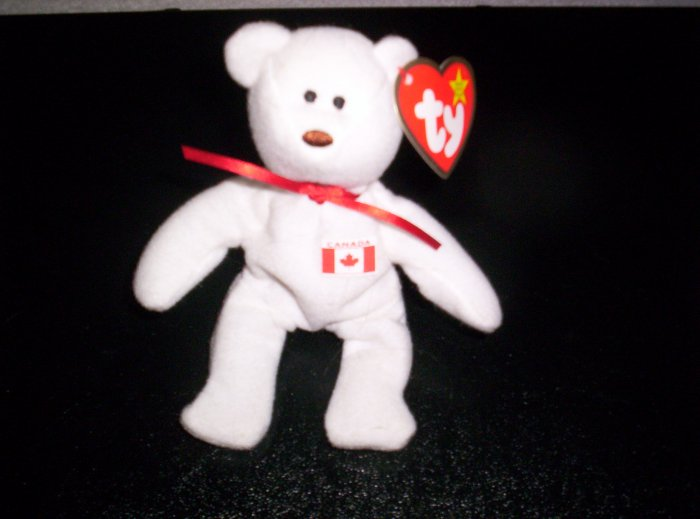 Teenie Beanie Baby: Maple the Bear