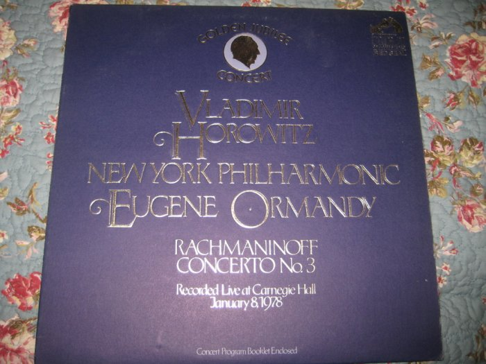 New York Philharmonic: Rachmaninoff's Concerto No. 3