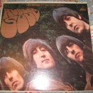 The Beatles: Rubber Soul 33 1/3 RPM