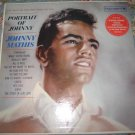 Johnny Mathis: Portrait of Johnny Mathis 33 1/3 rpm