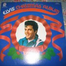 Elvis' Christmas Album 33 1/3 rpm