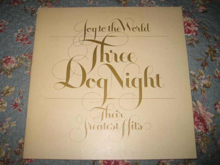 Three Dog Night's Greatest Hits Album 33 1/3 rpm