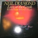 Neil Diamond's Love at the Greek 33 1/3 rpm