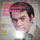 Neil Diamond's Greatest Hits Album 33 1/3 rpm