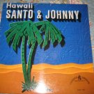 Santo & Johnny's Hawaii album 33 1/3 rpm