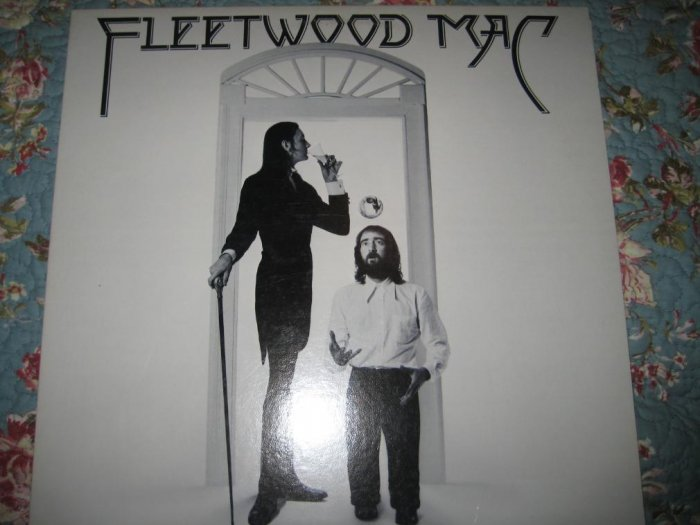 Fleetwood Mac Self Titled Album 33 1/3 rpm