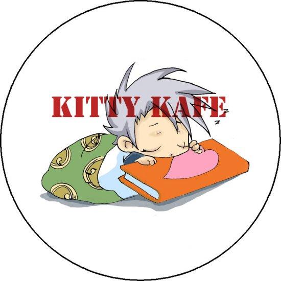 Naruto Sleepy Kakashi