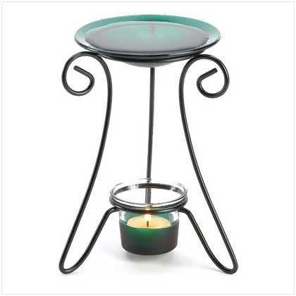 Simply Elegant Oil Warmer - 27278