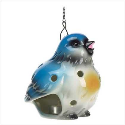 Baby Bluebird Lantern - 37825