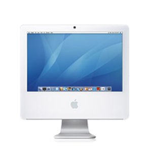 "Apple imac core 2 duo"" 2.0"