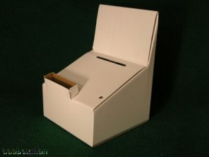 Lead/Ballot Box (undecorated)