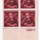 USA SCOTT#1171-PLATE BLOCK-ANDREW CARNEGIE-U S STAMP
